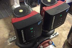 Pump System Servicing