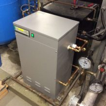 Emergency Pressurisation Unit Install