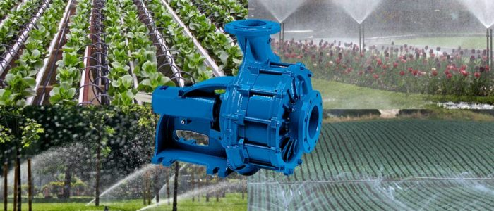 irrigation pumps uk