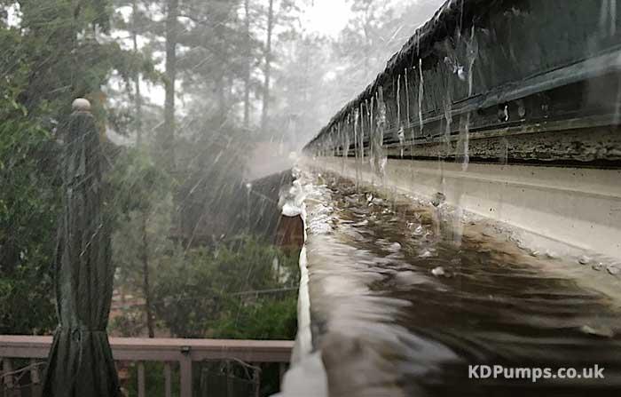 Rainfall Gutters