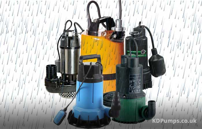 Types of Sump Pump