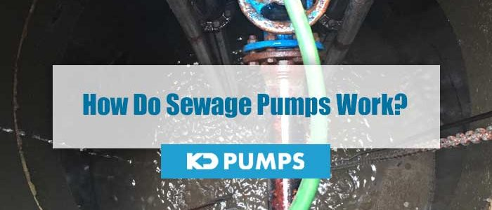 How Do Sewage Pumps Work