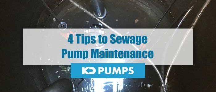 Sewage Pump Maintenance
